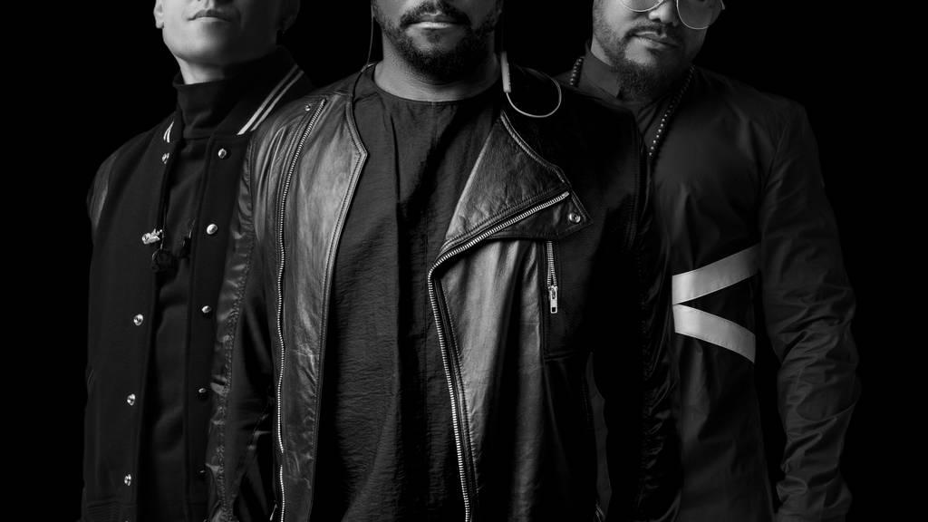Die Black Eyed Peas sind zurück - ohne Fergie