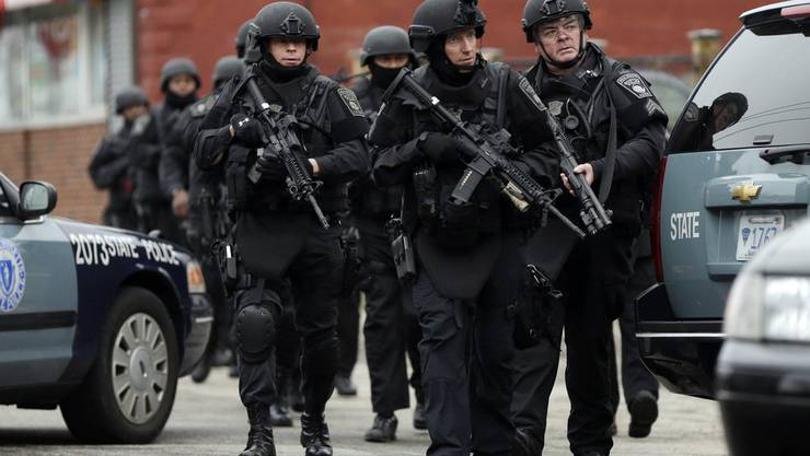 Spezialeinheiten im Einsatz