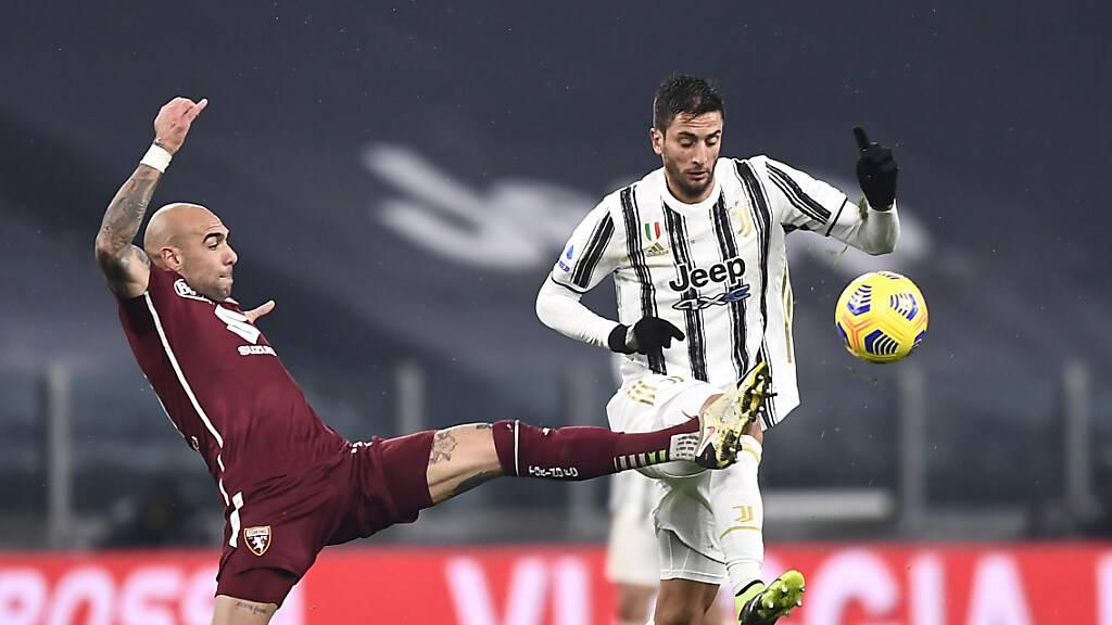 Juventus dank zwei späten Toren zum Derby-Sieg