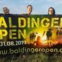 Die Macherinnen des Baldingen Open Airs: (v. l.) Franziska Krebs, Evi Buck, Aline Buchenberger, Rilana Schibli und Michiko Cibis