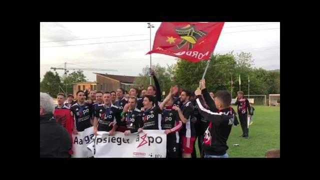 Klingnau jubelt über Sieg im Aargauer Cup