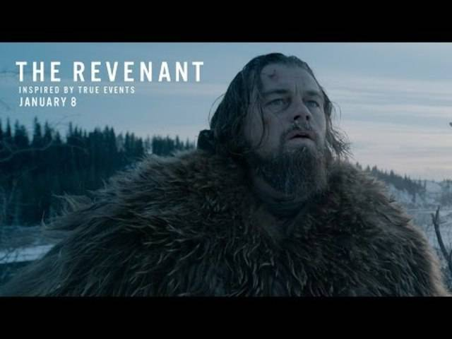 "Trailer zu ""The Revenant"""