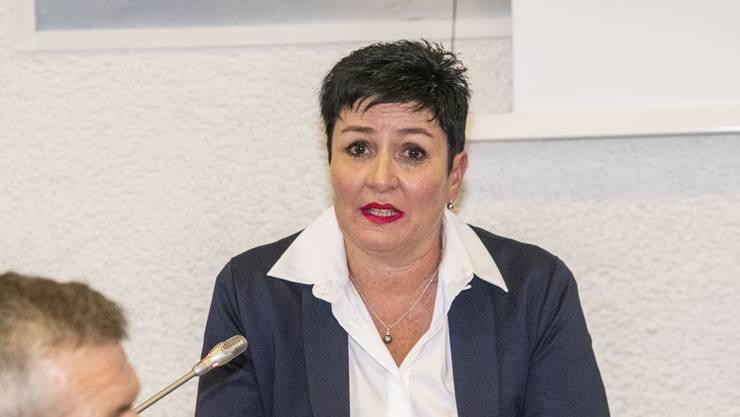Daniela Schneeberger: «Der Titel des Artikels 'Schneeberger weist SPler an, sie zu wählen', überraschte und widerspiegelt in keiner Weise meine Aussagen.»