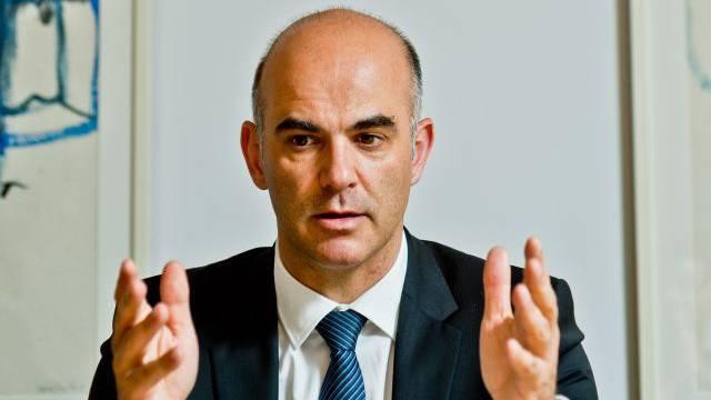 Sozialminister Berset: «AHV ist eines der höchsten Güter in der Schweiz.»