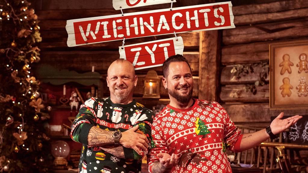 Büetzer Buebe - Oh Wiehnachtszyt