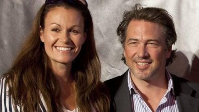 Karina Berger und Thomas Russenberger (Archiv)