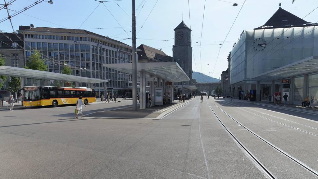 Ausgezeichneter St.Galler Bahnhof