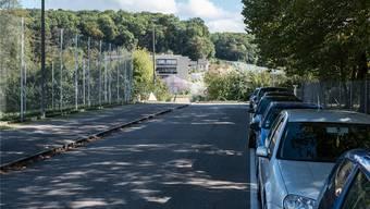 Seit rund 40 Jahren endet die Langmattstrasse abrupt im Nirgendwo. Der Kanton möchte sie zur regionalen Verbindungsstrasse ausbauen.