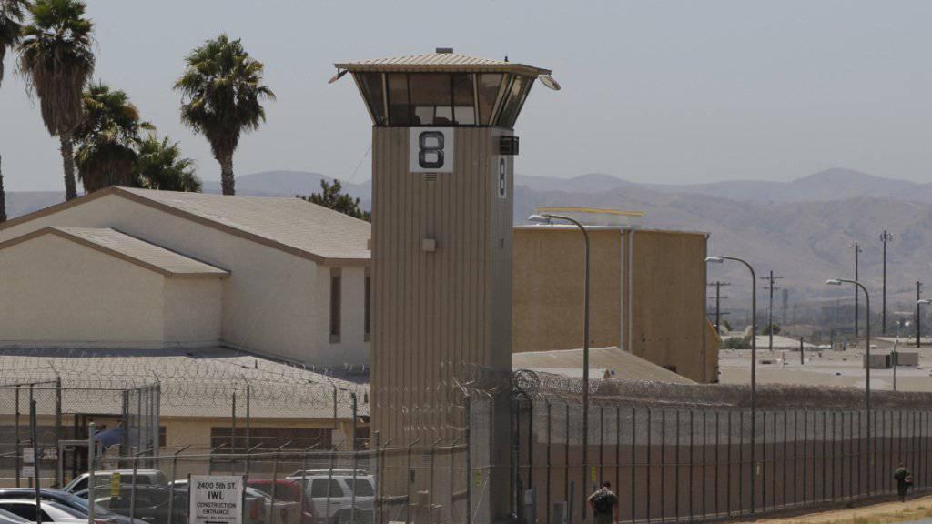Endlich frei: US-Gefangener sass 33 Jahre unschuldig im Gefängnis. (Symbolbild)