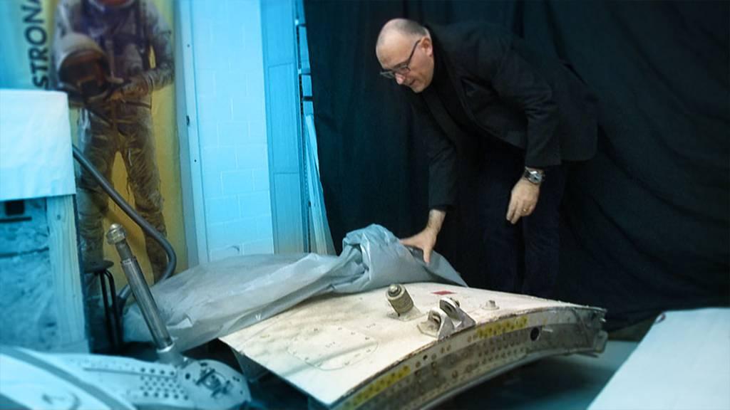 Weltraum-Sammler sucht Museum