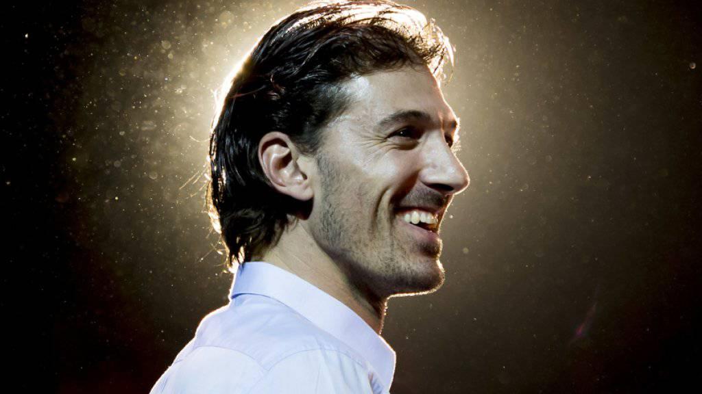 Fabian Cancellara ist neues Ehrenmitglied bei Swiss-Cycling