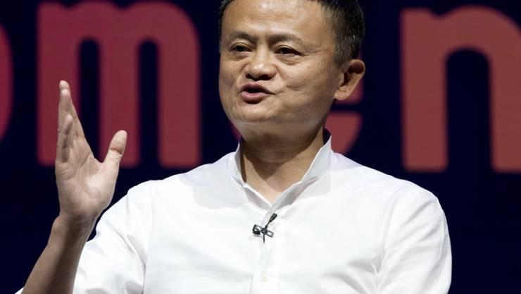 Jack Ma, Chinas reichster Mann, ist auch Mitglied der Kommunistischen Partei. (Archivbild)