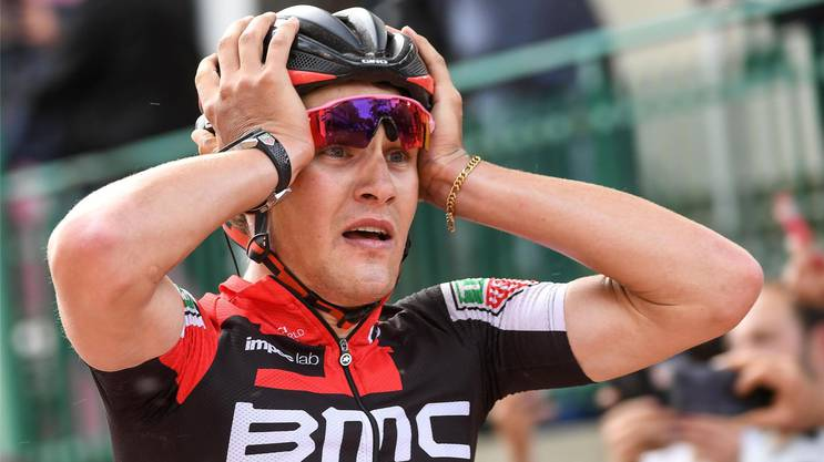 Silvan Dillier muss die Tour de Suisse von zuhause aus verfolgen.