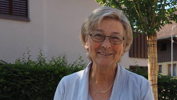 Brunette Lüscher tritt nach gut 22 Jahren im Gemeinderat, die letzten gut 15 Jahre davon als Gemeindeammann, auf Ende Jahr zurück.