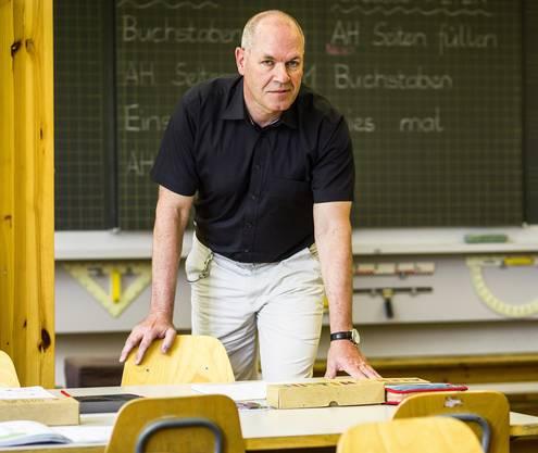 Philipp Grolimund, Verband der Aargauer Schulleitenden.
