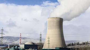 Der Unfall in Fukushima hat zum Ausstieg der Schweiz aus der Atomenergie geführt. Im Bild das Atomkraftwerk Gösgen.