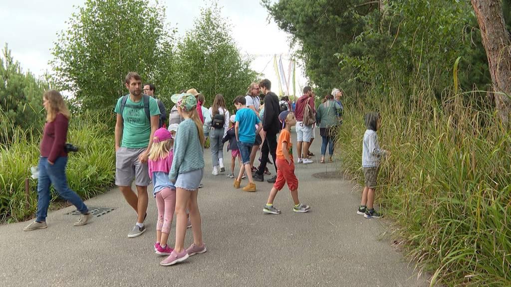 Zoo Zürich: Betretene Stimmung auch unter Besuchern