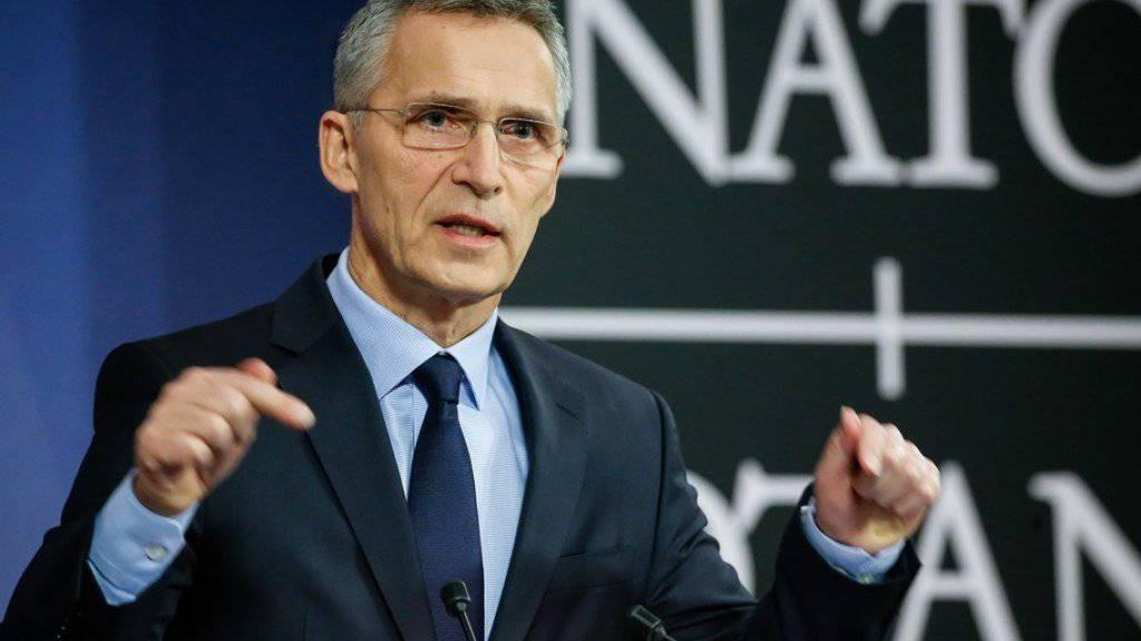 Jens Stoltenberg bleibt bis Ende September 2020 Nato-Generalsekretär. (Archivbild)