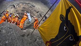 Nach der Urner will auch die Tessiner Regierung einen neuen Tunnel durch den Gotthard bauen (Symbolbild)