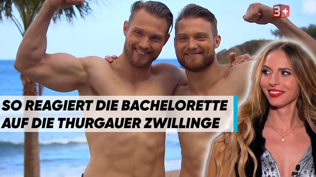 Bachelorette-Twins:  «Wer will einen Mann, wenn man zwei haben kann?»