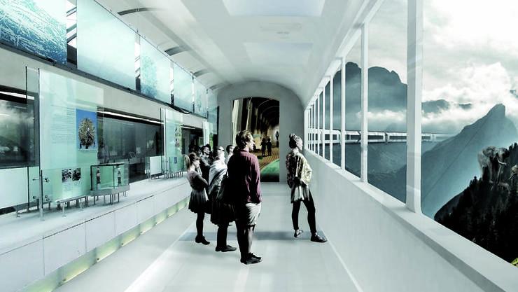 Die Expo 2027 soll ein Forschungsreise durch die Ostschweizer Landschaft werden.