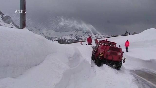 Über den Pass statt durch den Gotthard