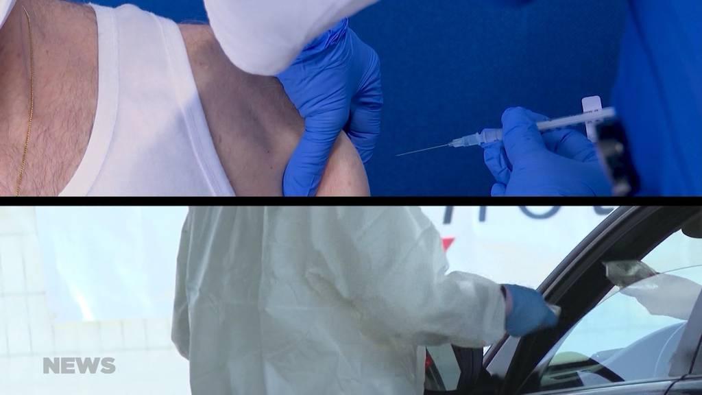 Kanton Bern geht in die Offensive: «Bis im August sind alle geimpft, die das wollen»