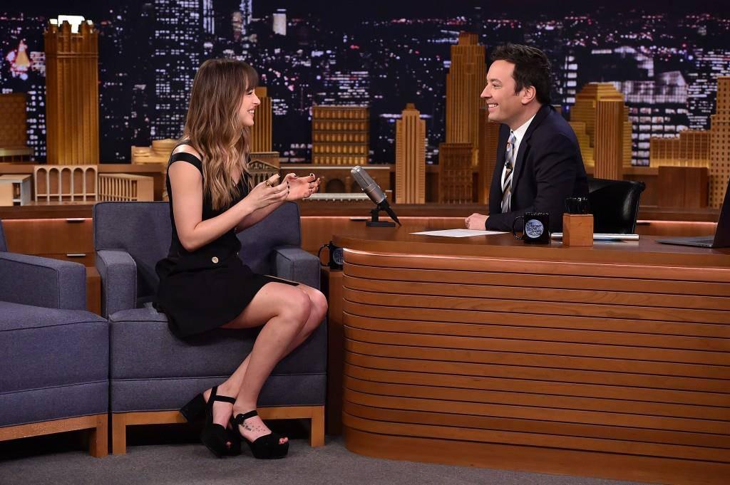 «50 Shades of Grey»-Star Dakota Johnson