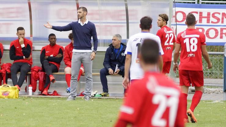 Der FC Dietikon gibt eine 2:0-Führung gegen den FC Gossau noch aus der Hand (Archivbild).