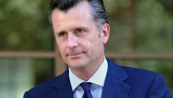 Nationalbankpräsident Philipp Hildebrand