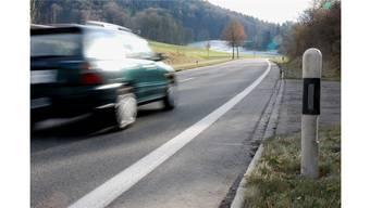 Ein Autofahrer war mit 131 Stundenkilometer statt erlaubten 80 unterwegs. (Symbolbild)