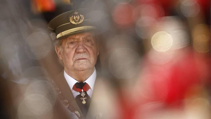 Altkönig Juan Carlos: Sein Sohn Felipe hat längst mit ihm gebrochen. Korruptionsvorwürfe treiben ihn nun gar ins Exil.