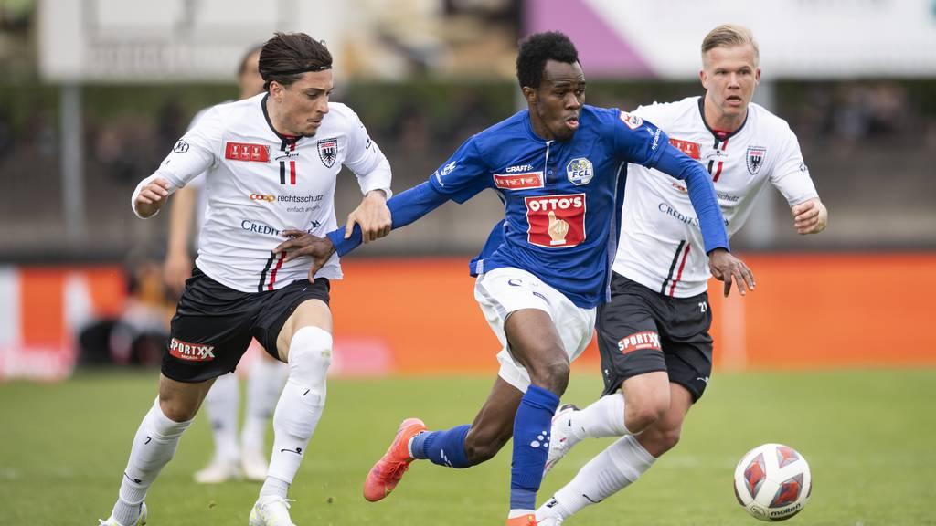 FC Luzern steht nach 2:1-Sieg gegen Aarau im Cup-Final