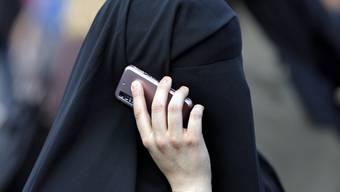 Burkaträgerinnen  in der Schweiz  (Symbolbild)