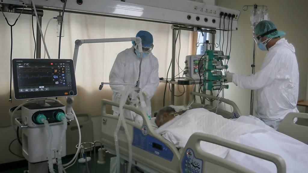 Corona, Krise und Explosion: Libanons Kliniken vor Kollaps