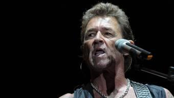 Ist zwar ein deutscher Künstler, darf aber am 11. März – vorerst – ebenfalls nicht auftreten im Hallenstadion in Zürich.