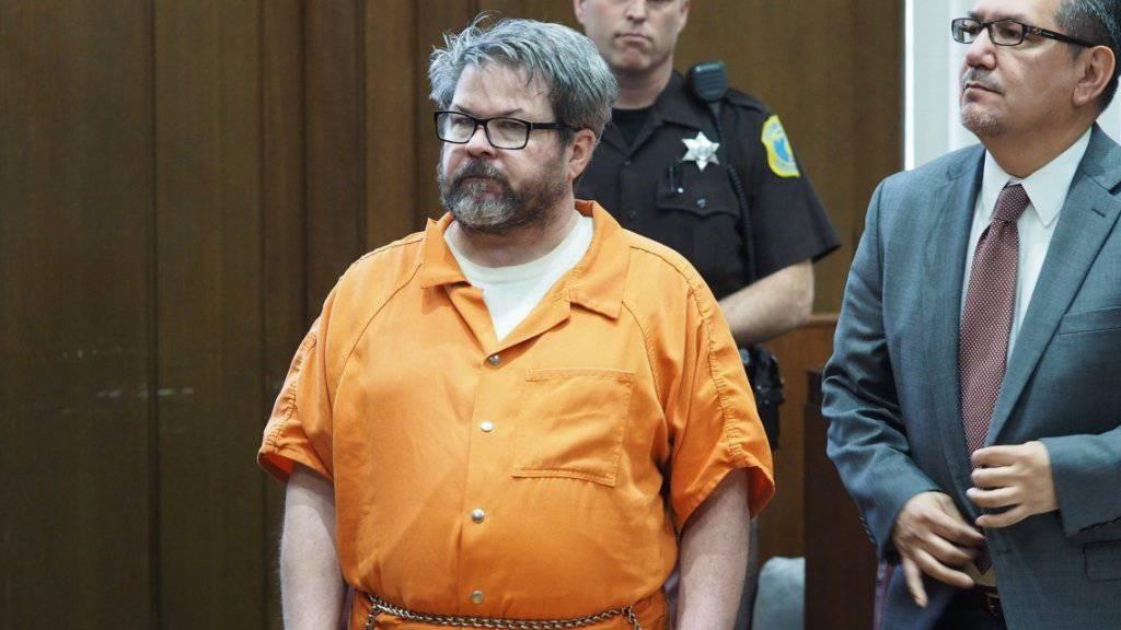 Jason Dalton hat am Montag im Gerichtssaal in den USA überraschend ein Geständnis abgelegt. (Archivbild)