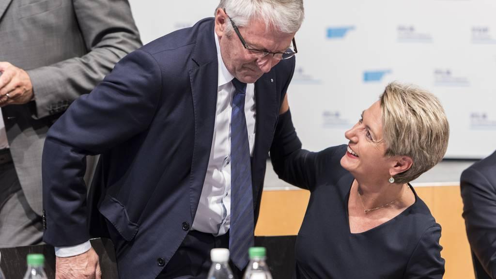 Walter Müller tritt nicht mehr an