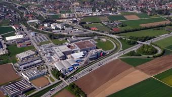 In den nächsten Jahren werden sowohl die A1 als auch die Autobahnausfahrt in Oensingen anders aussehen. (Archivbild)