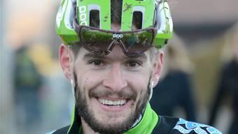 Lukas Winterberg will nach dem Rennen in Dagmersellen – wie nach dem Cross Race in Pfaffnau – strahlen.