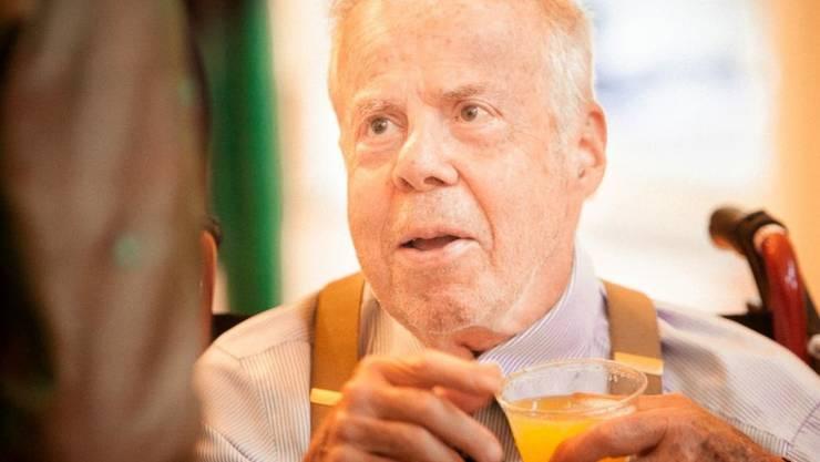 Der bekannte Psychiater Robert Spitzer ist tot. Er starb am Freitag im Alter von 83 Jahren. (Bild von der Familie Spitzer zur Verfügung gestellt)