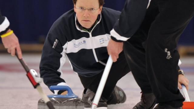 Andreas Schwaller steht mit Baden Regio in den Playoffs