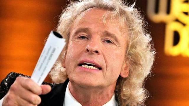 Hat er für seinen Bruder Schleichwerbung gemacht? Ex-«Wetten dass»-Moderator Thomas Gottschalk.