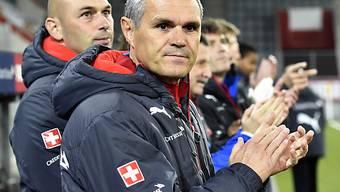 Pierluigi Tami soll neuer GC-Trainer werden