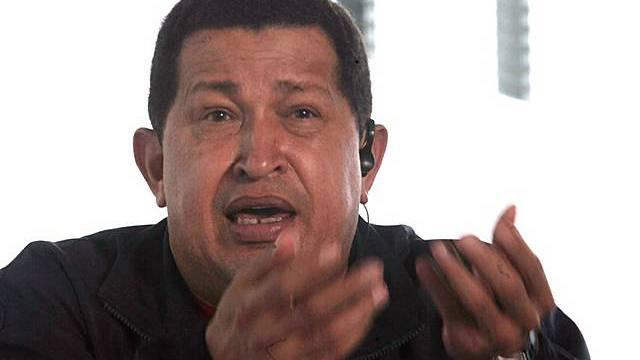 Hugo Chavez ist kein Freund der USA (Archiv)