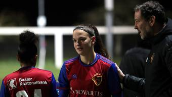 Thomas Moritz (rechts) wird die FCB-Frauen nicht mehr betreuen.