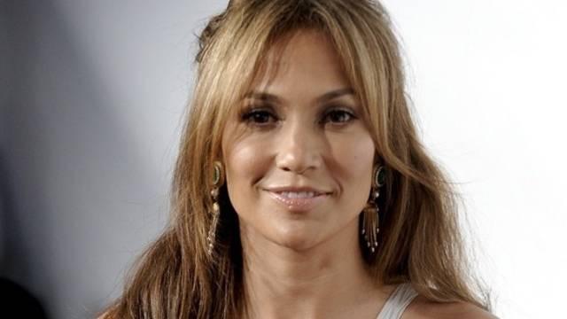 Jennifer Lopez steht mit ihren Zwillingen vor der Kamera (Archiv)