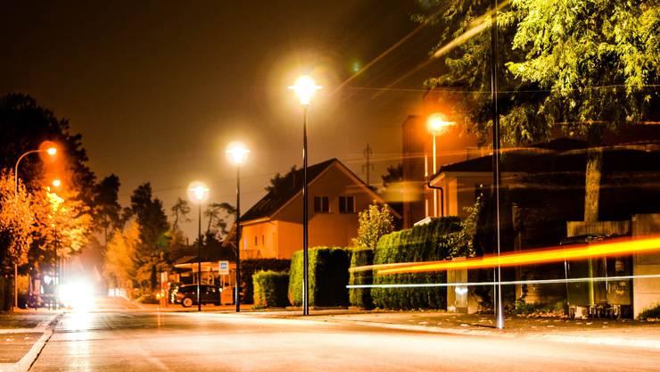 Dimmer, Bewegungssensor oder Mitternachtserkenner. Das alles ist mit LED-Strassenleuchten möglich.