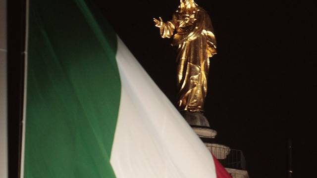 Kurz vor dem EU-Gipfel zur Schuldenkrise steigt Italiens Zinsbelastung (Symbolbild)