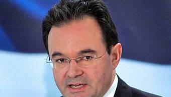 Griechenlands Finanzminister Giorgos Papakonstantinou